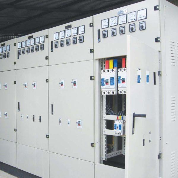 Tủ điện tổng MSB