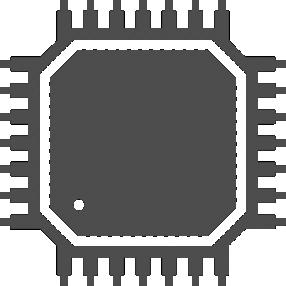 chip symbol - TỤ BÙ PHẢN KHÁNG | BÙ TRUNG THẾ MVC