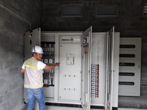 Power Compensation & Harmonic Filter Panel
