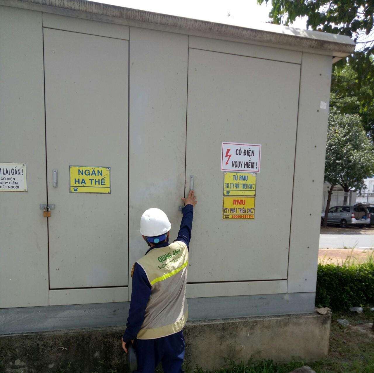 kiosk substation