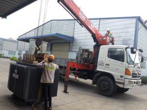 Vietnam outdoor substation