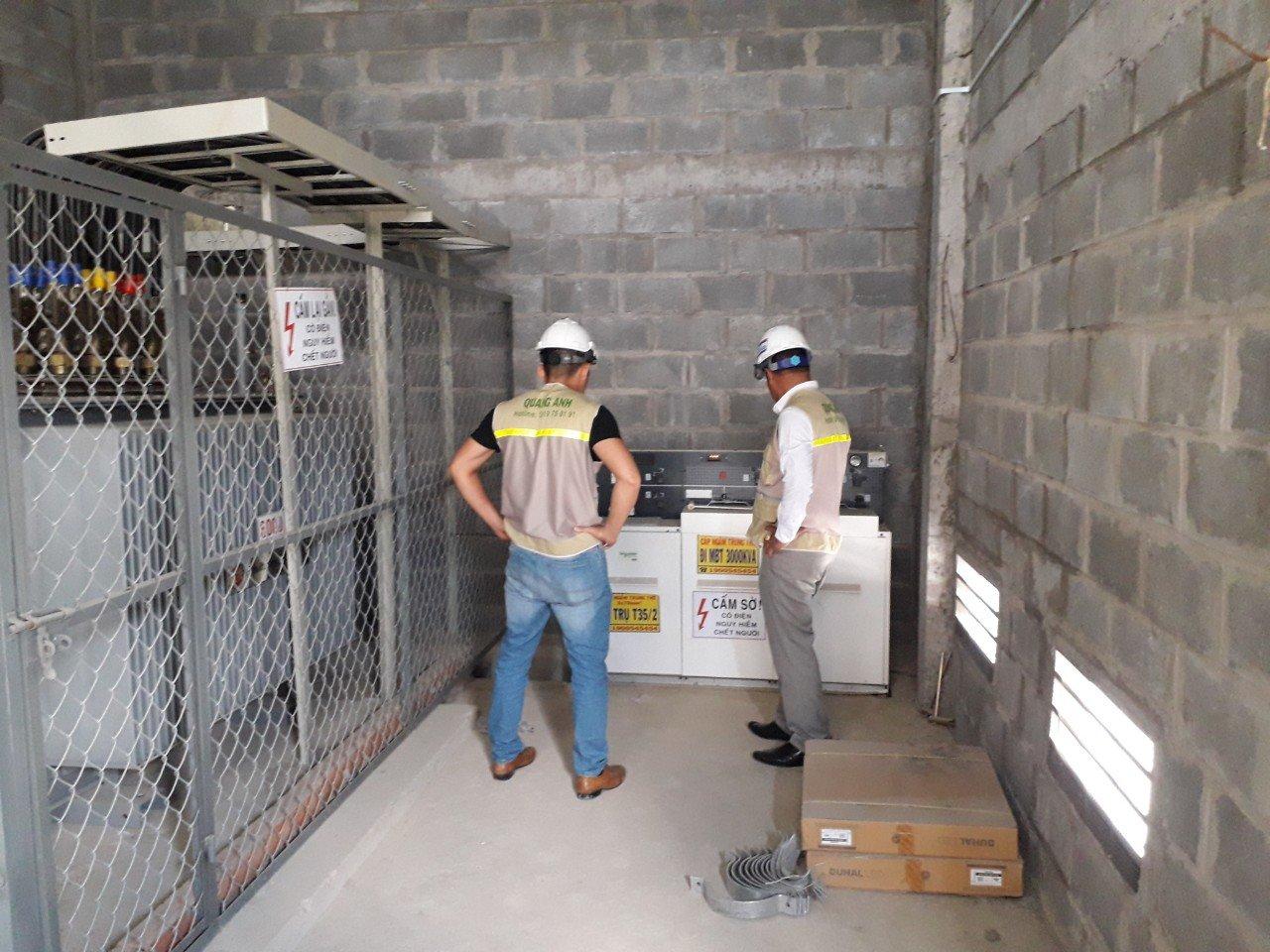 Vietnam substation company